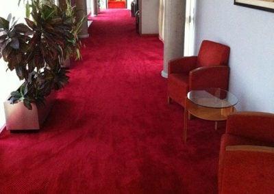 Moqueta Hoteles pasillo