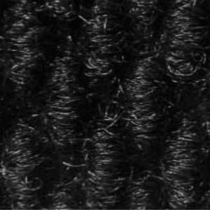 Moqueta color negro