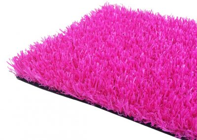 césped artificial colores - rosa